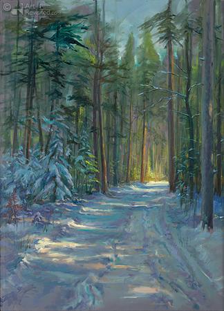Winterlaantje