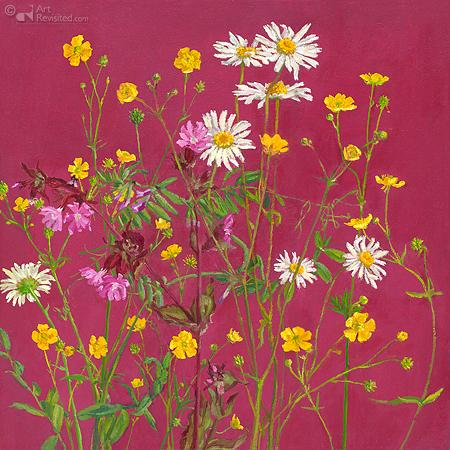 Wilde bloemen III