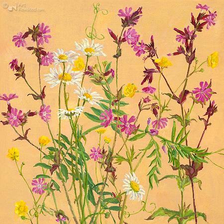 Wilde bloemen II