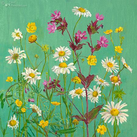 Wilde bloemen I