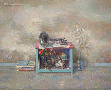 Mijn kunstboekenkastje II