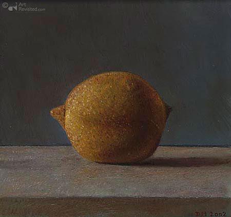 Gammel citron