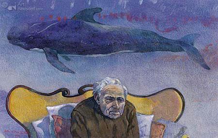 Man van Faror / De walvisjager