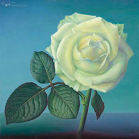 Die weiße Rose, eerbetoon aan de Duitse verzetsgroep Die Weiße Rose 1942-1943