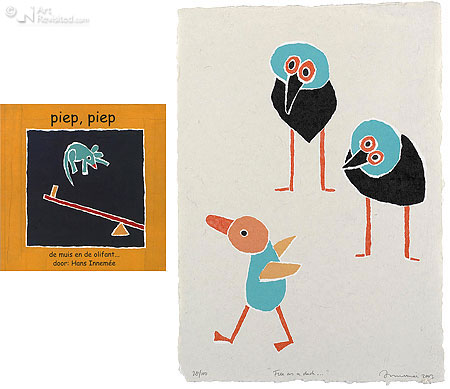 Free as a duck... met boekje Piep Piep