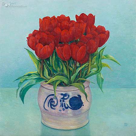 1-Mei tulpen