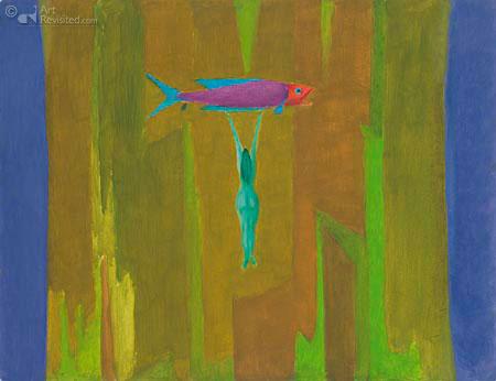 Symetrie onder water