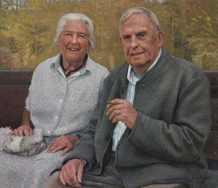 De ouders van E.
