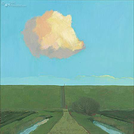 Dit is de wolk die Noach zag op de ochtend voor de zondvloed